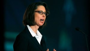 Abigail Johnson, CEO of Fidelity Investments