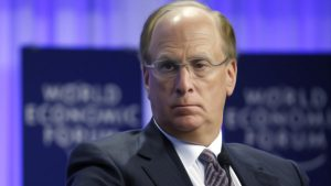 Larry Fink, Chairman and CEO of BlackRock