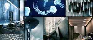Jellyfish theme for Dragon Pearl