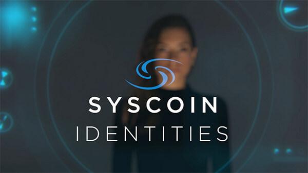 Syscoin Identities