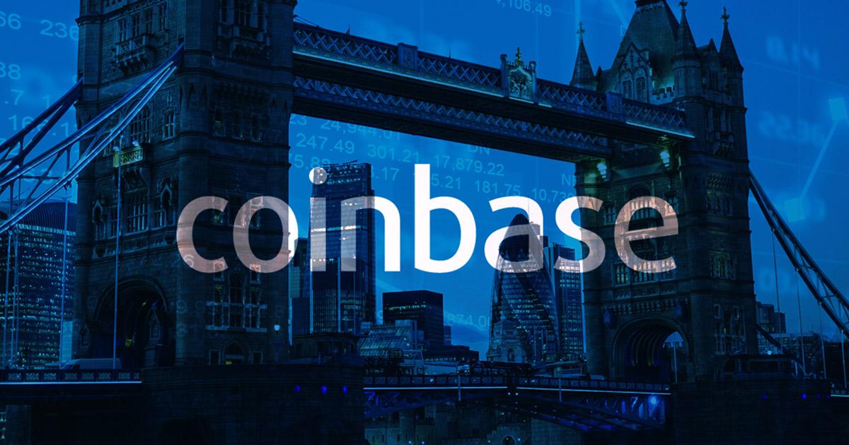 coinbase uk login