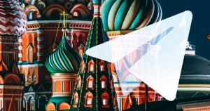 Russia Orders Telegram Block Over Encryption Key Order