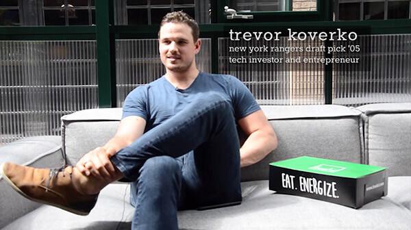 Trevor Koverko, CEO of Polymath