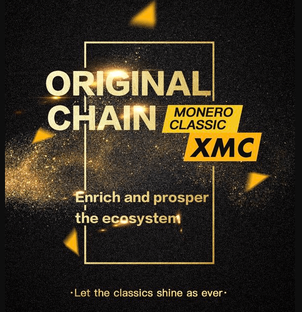 Monero Classic description