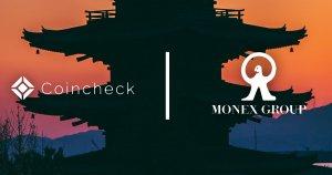 Coincheck and Monex
