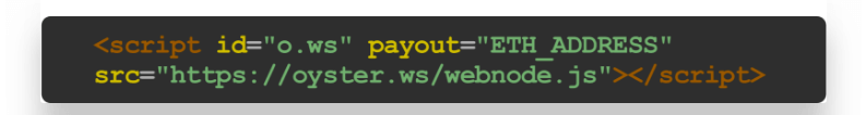 The line of code that generates revenue.