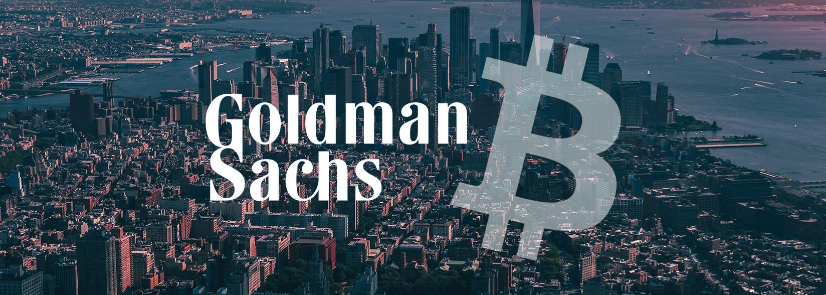 goldman sachs bitcoin)
