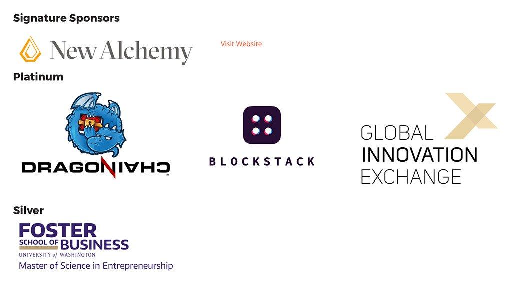 Startup Weekend Sponsors