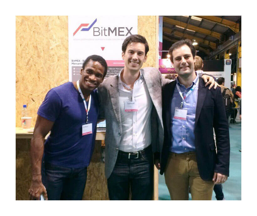 BitMEX Co-Founder Becomes Britain's First Bitcoin