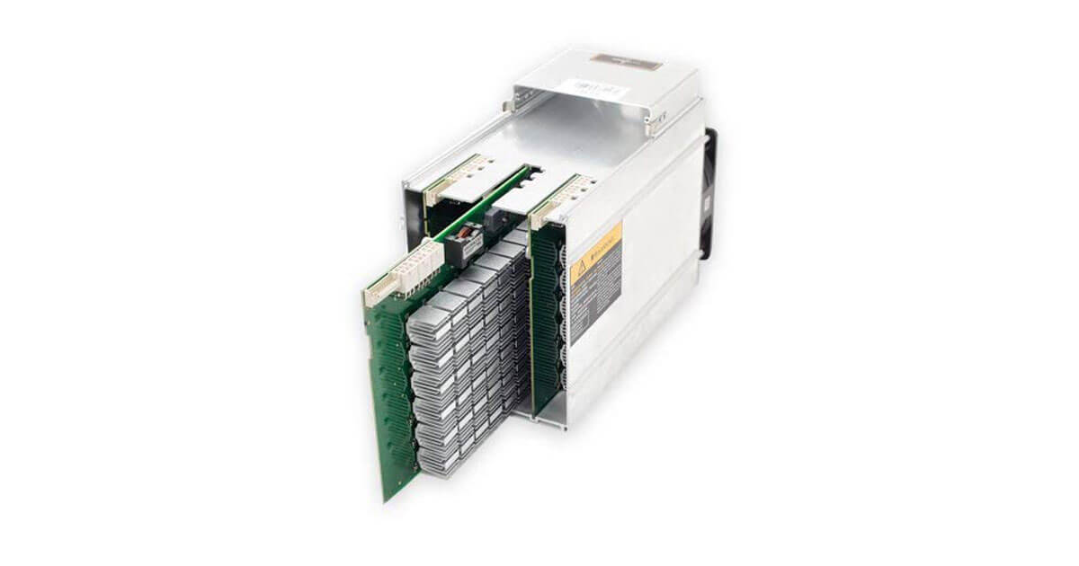 Antminer T9+ | CryptoSlate
