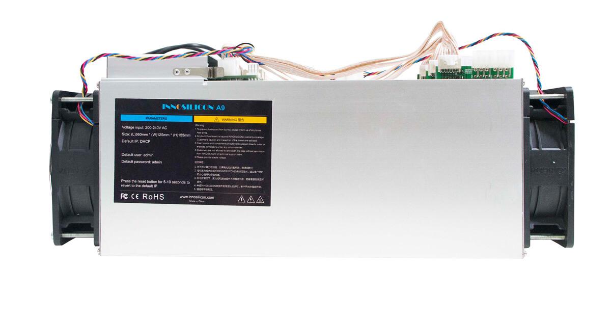 Innosilicon A9 ZMaster | CryptoSlate