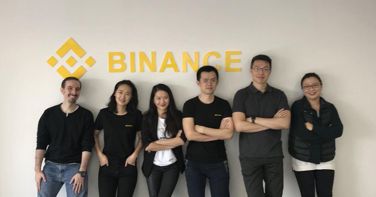 Binance | CryptoSlate