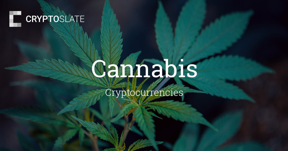 top marijuana cryptocurrency