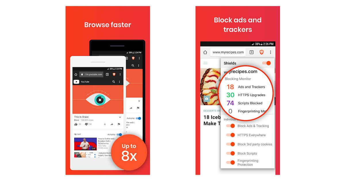 Brave Browser | CryptoSlate