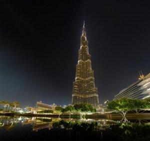 Burj Khalifa Costs $1.5 to Build