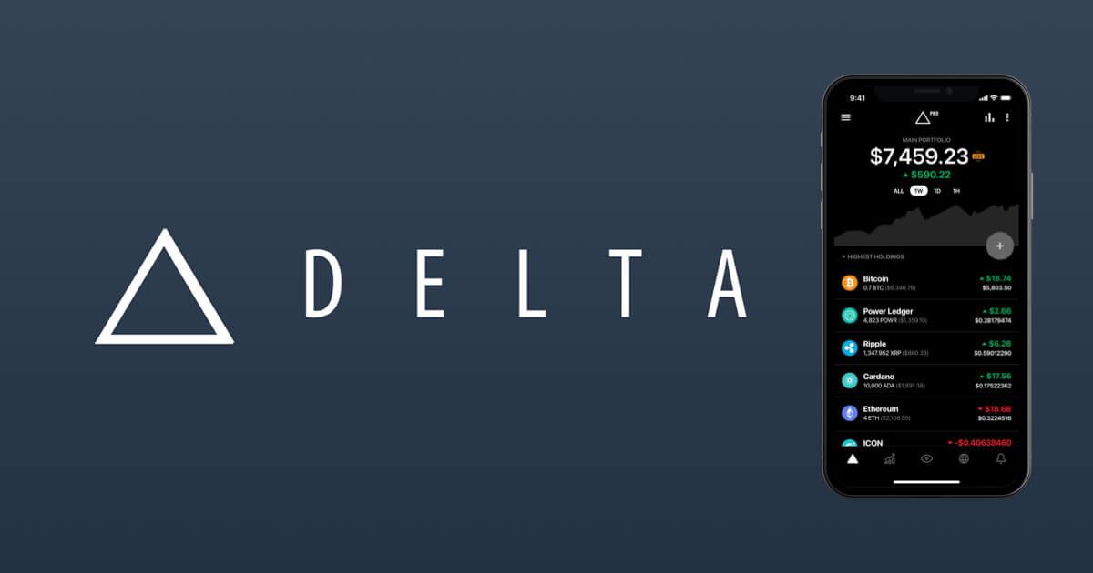 delta wallet cryptocurrency