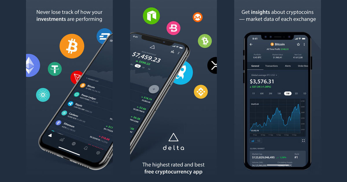 Delta coin cryptocurrency