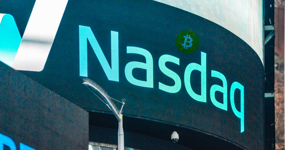 Is Nasdaq about to introduce Bitcoin? | CryptoSlate