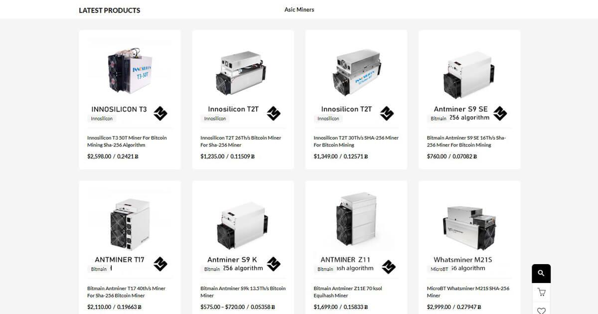 Miner Bros Limited | CryptoSlate
