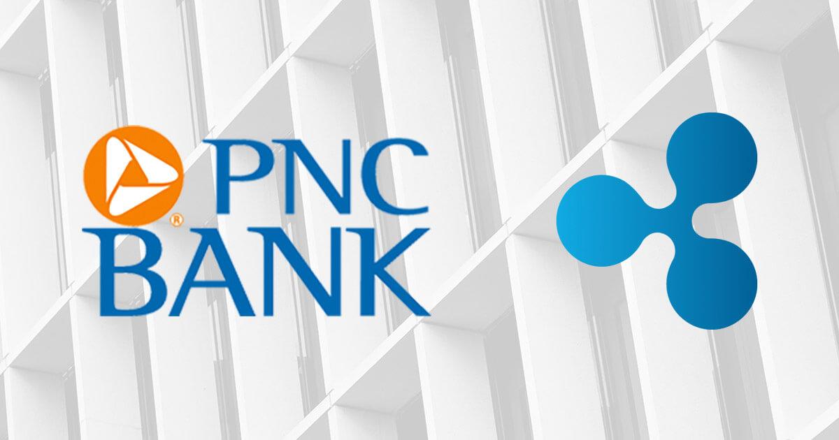 US banking giant PNC goes live on RippleNet | CryptoSlate