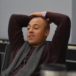 Gabriel Anderson, Managing Director of Tachyon