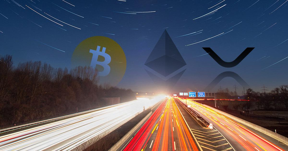 Cumpără și Vinde Bitcoin, Ether, Litecoin și Ripple