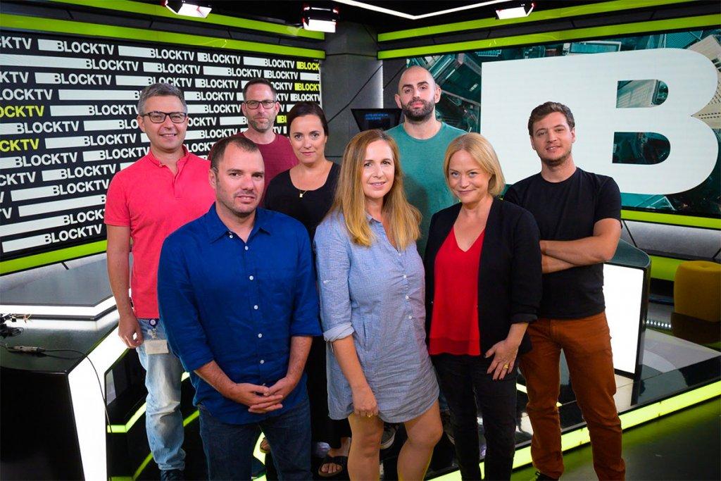 BLOCKTV Team