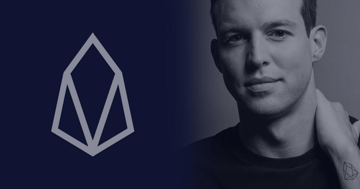 Brendan Blumer, PDG de Block.one, fondateur d'EOS
