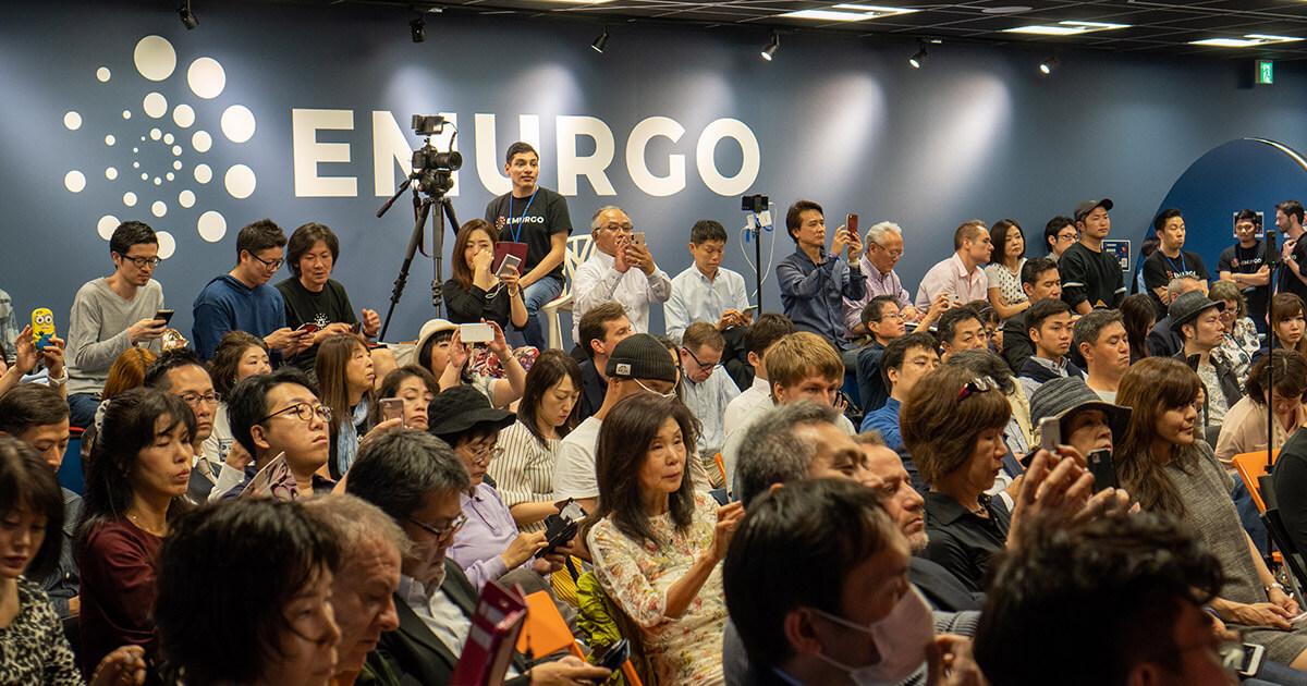 EMURGO meetup Japan