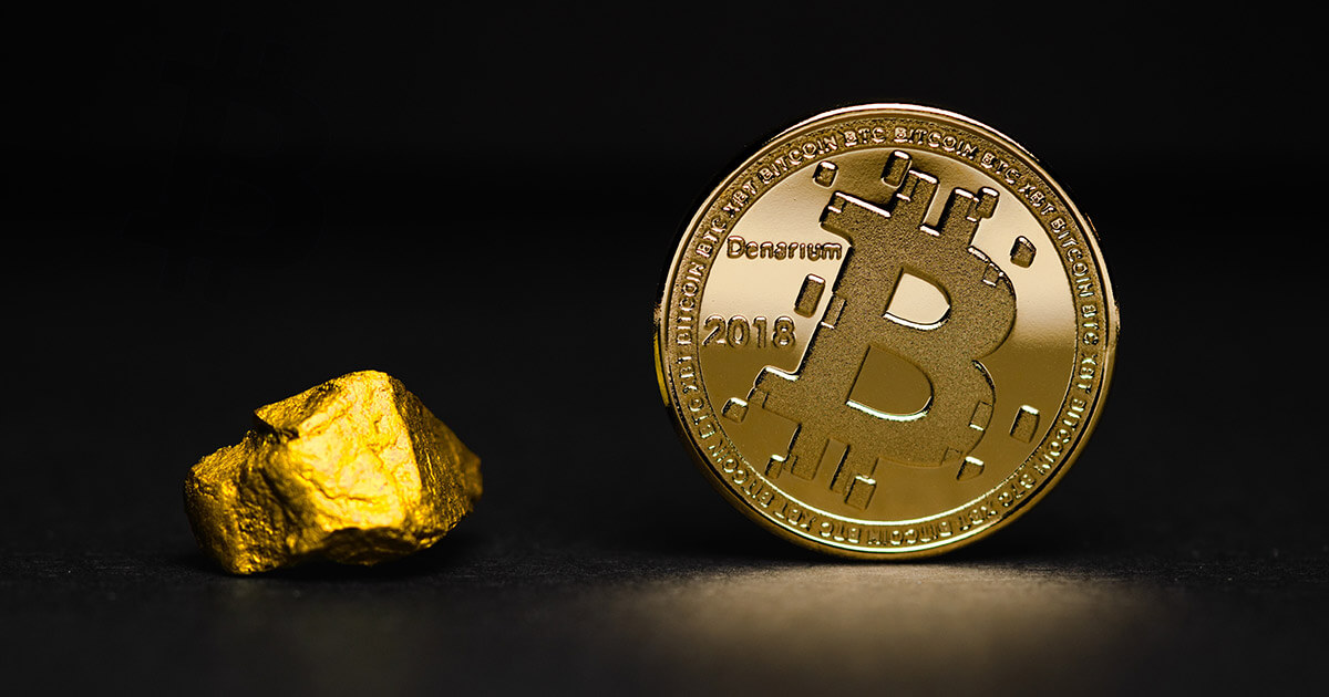 """Finance is changing""—business newsletter dumps gold (prices) for Bitcoin"
