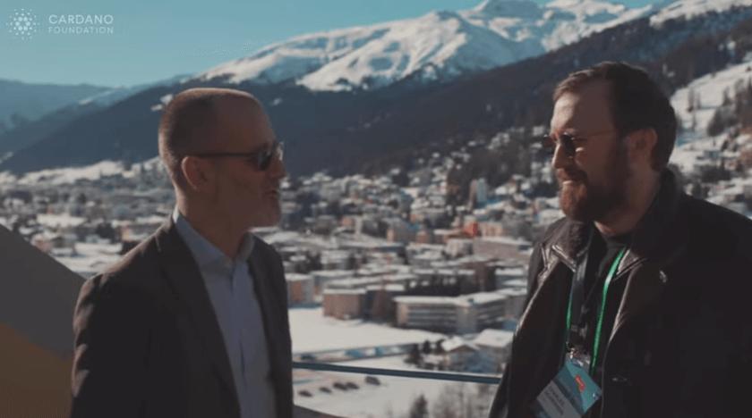 Cardano in Davos