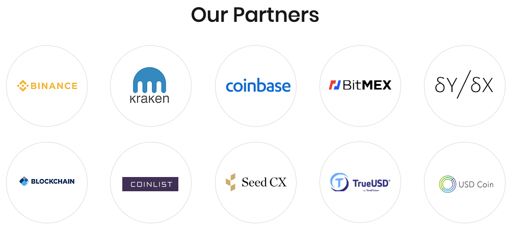 Partners of Wintermute trading