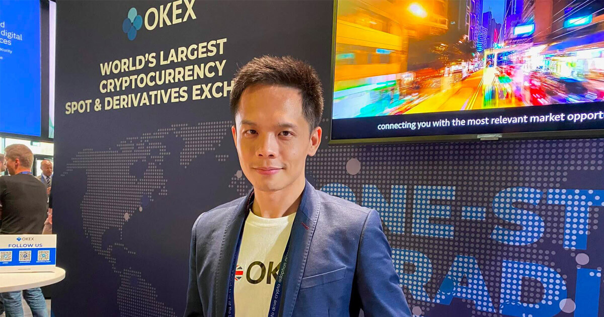 Crypto derivatives will be 'five to 10 times larger' than spot says OKEx exec