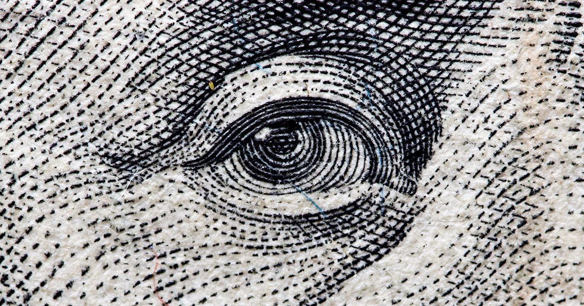 The future of money could have built-in universal basic income