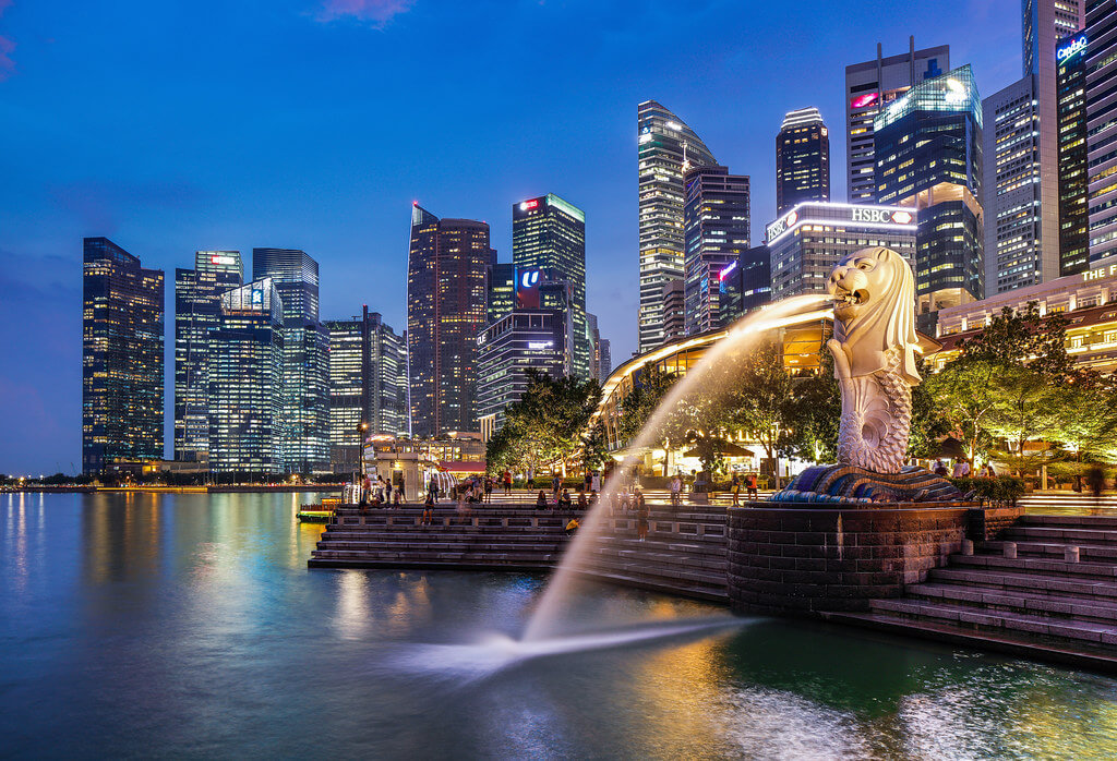 "Singapore bank says Bitcoin is no longer a ""dismissive"" asset. Image: Flickr"