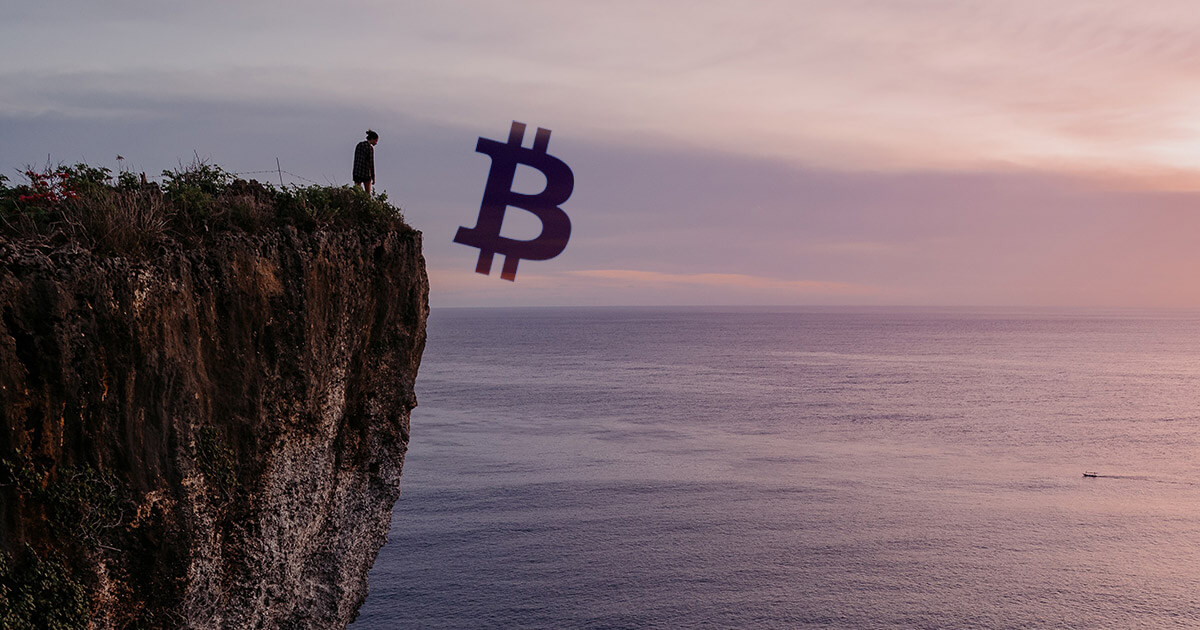 Bitcoin's network health took a serious blow last week amidst hash rate free-fall