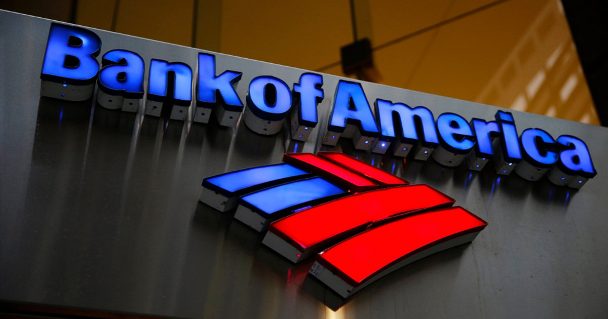 "Bank of America is treating Bitcoin, Ether as ""cash,"" will let you purchase crypto with credit cards"