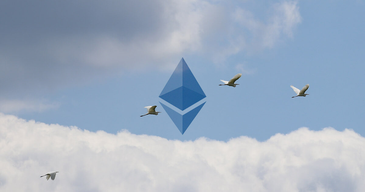 This data suggests Ethereum's intense uptrend may stall as it reaches $450