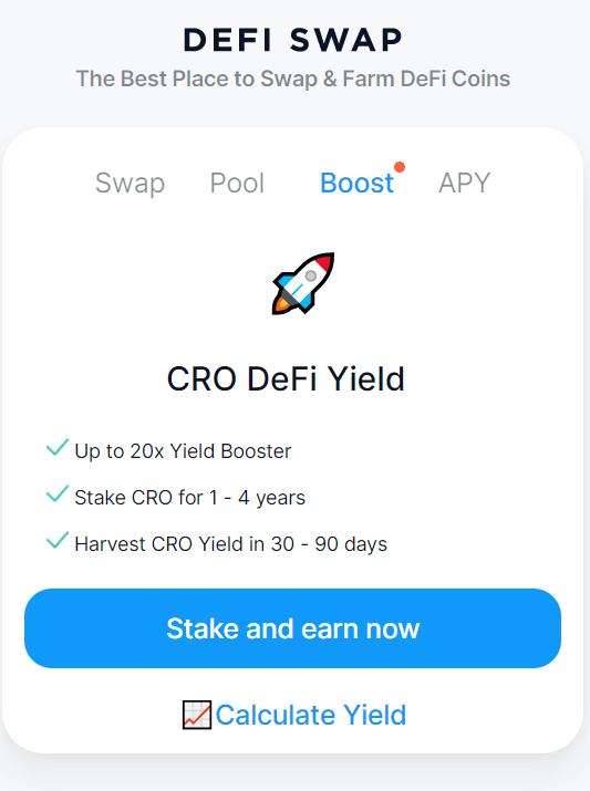 Crypto.com spouští svůj DeFi Swap a srovnává krok s rostoucí konkurencí
