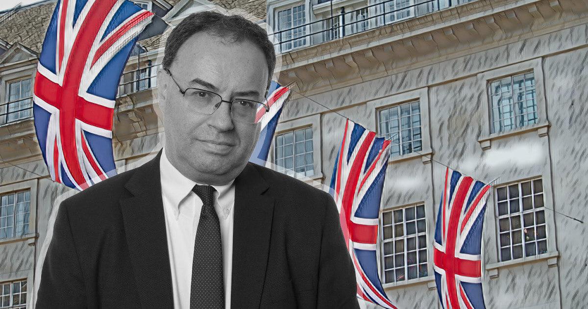 Bank of England governor is bearish on Bitcoin, but sees growth of CBDCs