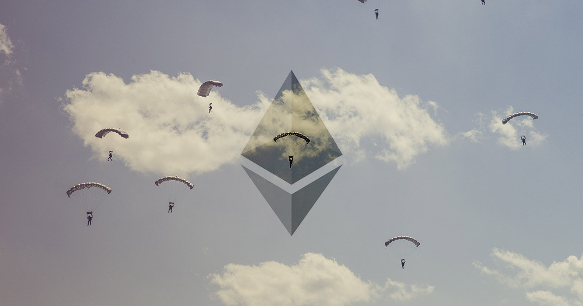Breaking down the DeFi airdrops that netted Ethereum users an average of $20,000 in 2020 | CryptoSlate