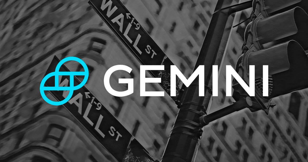 Gemini's crypto exchange could join <bold>Coinbase</bold> in going public