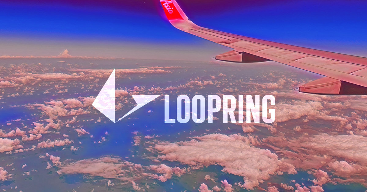 Level-2 scaling project Loopring (LRC) shoots over 50% higher amid Ethereum network congestion | CryptoSlate