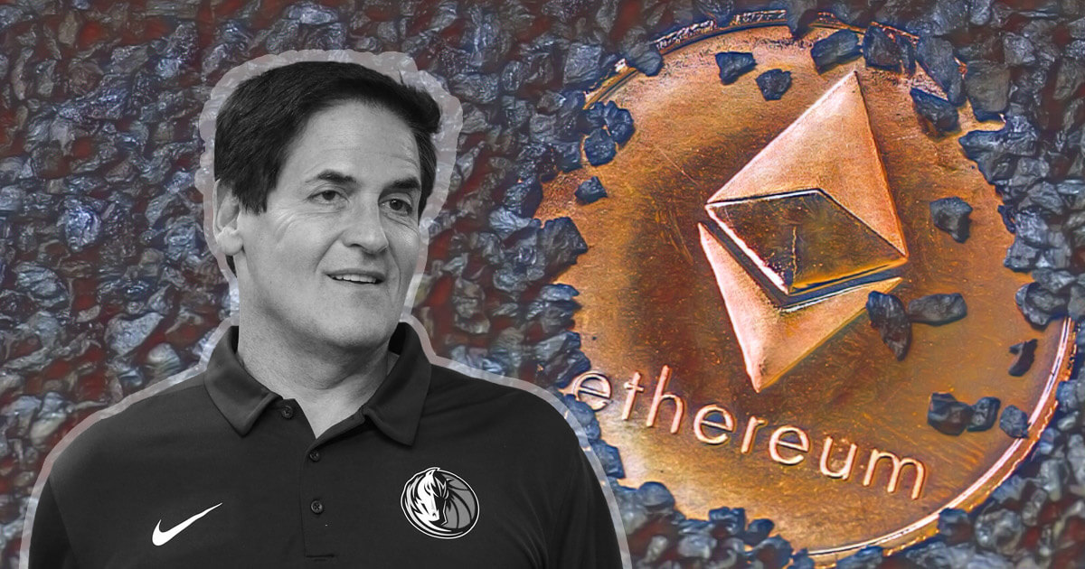 Mark Cuban reveals his crypto wallet and Ethereum DeFi coins | CryptoSlate
