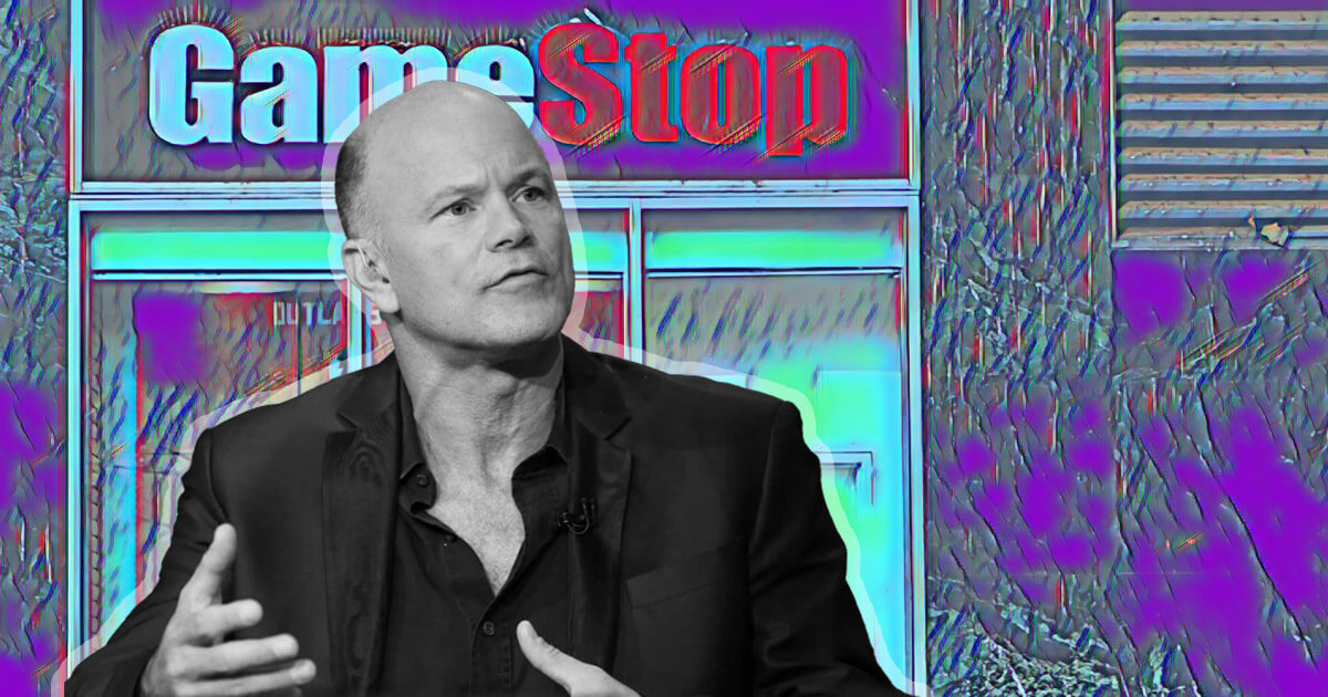 "Bitcoin bull Mike Novogratz: GameStop (GME) rally is an ""endorsement of DeFi"""