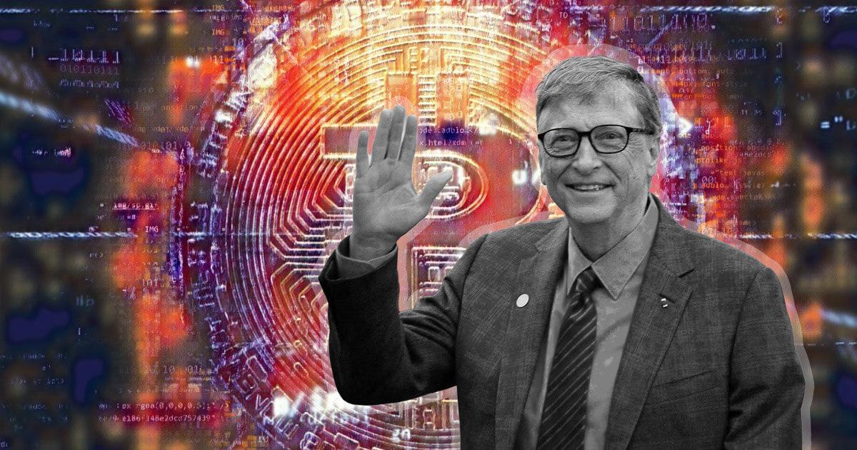 Bill Gates explains why he associates Bitcoin with tax avoidance and illegal activity | CryptoSlate