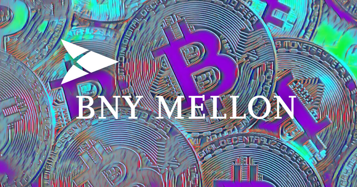 America's oldest bank BNY Mellon follows suit by introducing Bitcoin custodial services