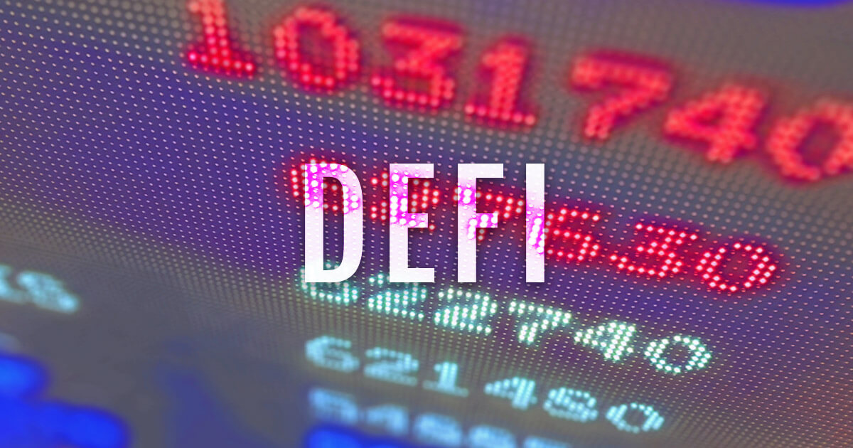 DeFi sees second-largest liquidation in history as crypto market dips | CryptoSlate