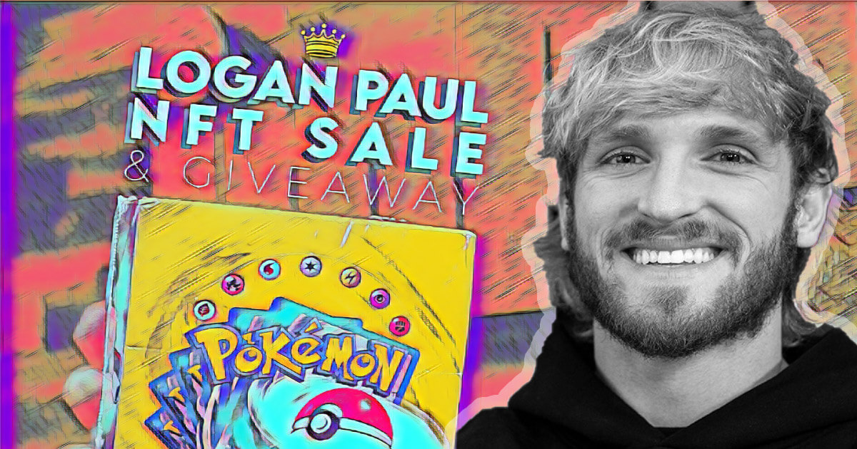 Logan Paul NFTs sell $3.5 million worth on first day of release | CryptoSlate