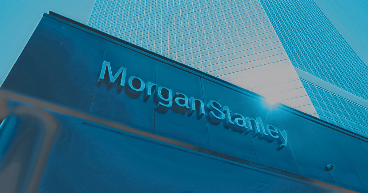 Report: Morgan Stanley's $150 billion arm contemplates Bitcoin investment | CryptoSlate